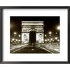 art.com 17-in W x 21-in H Architecture Framed Art