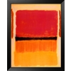 art.com 26-in W x 32-in H Abstract Framed Art