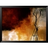 art.com 33-in W x 42-in H Abstract Framed Art