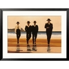 art.com 24-in W x 32-in H Figurative Framed Wall Art