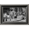 art.com 9-in W x 12-in H Figurative Framed Wall Art
