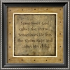 art.com 14-in W x 14-in H Religion and Spirituality Framed Art