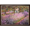 art.com 42.5-in W x 30.5-in H Floral and Botanical Framed Wall Art