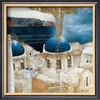 art.com 10.875-in W x 10.875-in H Landscapes Framed Art