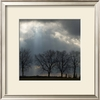 art.com 17.625-in W x 17.625-in H Landscapes Framed Wall Art