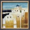art.com 10.875-in W x 10.875-in H Landscapes Framed Art