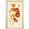 art.com 20-in W x 32-in H Floral and Botanical Framed Wall Art