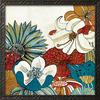 art.com 24-in W x 24-in H Floral & Botanical Framed Art