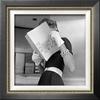 art.com 21-in W x 21-in H Figurative Framed Art