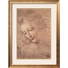 art.com 30-in W x 40-in H Figurative Framed Wall Art
