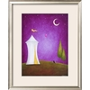 art.com 18-in W x 23-in H Children's Framed Wall Art