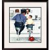 art.com 21.875-in W x 22.875-in H Figurative Framed Art