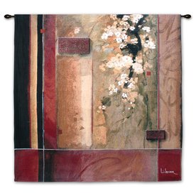 art.com 45&#034;W x 53&#034;H Floral and Botanical Wall Tapestries Wall Art
