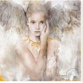 art.com 20-in W x 20-in H Figurative Canvas