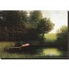 art.com 28-in W x 19-in H Animals Canvas