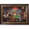 art.com 24.25-in W x 17.5-in H Animals Framed Art