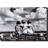art.com 19.75-in W x 15.75-in H Figurative Canvas Wall Art