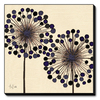 art.com 19.75-in W x 19.75-in H Floral and Botanical Canvas Wall Art