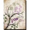 art.com 12-in W x 16-in H Floral and Botanical Canvas Wall Art