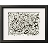 art.com 16.5-in W x 13-in H Abstract Framed Art