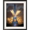 art.com 15.75-in W x 19.75-in H Architecture Framed Art