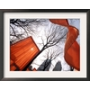 art.com 19.75-in W x 15.75-in H Architecture Framed Art