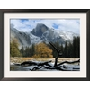 art.com 19.75-in W x 15.75-in H Travel Framed Art