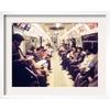 art.com 19.75-in W x 15.75-in H People Framed Art