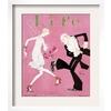 art.com 14.75-in W x 17-in H Publications Framed Art