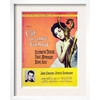 art.com 14.5-in W x 18.5-in H Movies Framed Art