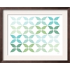 art.com 19.75-in W x 15.75-in H Abstract Framed Art
