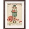 art.com 13.5-in W x 18-in H Publications Framed Art