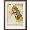 art.com 13.5-in W x 17.75-in H Publications Framed Art