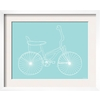 art.com 18.5-in W x 14.75-in H Transportation Framed Art