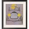 art.com 13.25-in W x 15.25-in H Publications Framed Art
