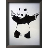 art.com 11-in W x 14.0624-in H Animals Framed Wall Art