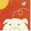 art.com 12-in W x 12-in H Children's Art Canvas