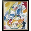art.com 24.5-in W x 28.25-in H Abstract Framed Art