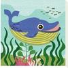 art.com 12-in W x 12.25-in H Children's Art Canvas
