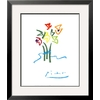 art.com 23-in W x 27-in H Floral and Botanical Framed Art