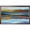 art.com 22.75-in W x 14.5-in H Abstract Framed Art
