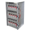 OutBack Power AGM VRLA Industrial Battery Rack