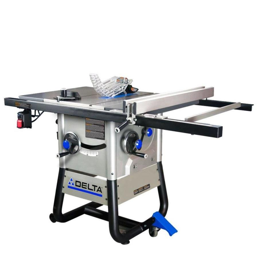 shop delta 13 amp 10 in table saw at