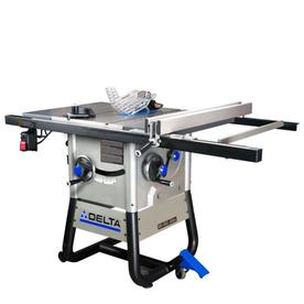 DELTA 13-Amp 10-in Table Saw