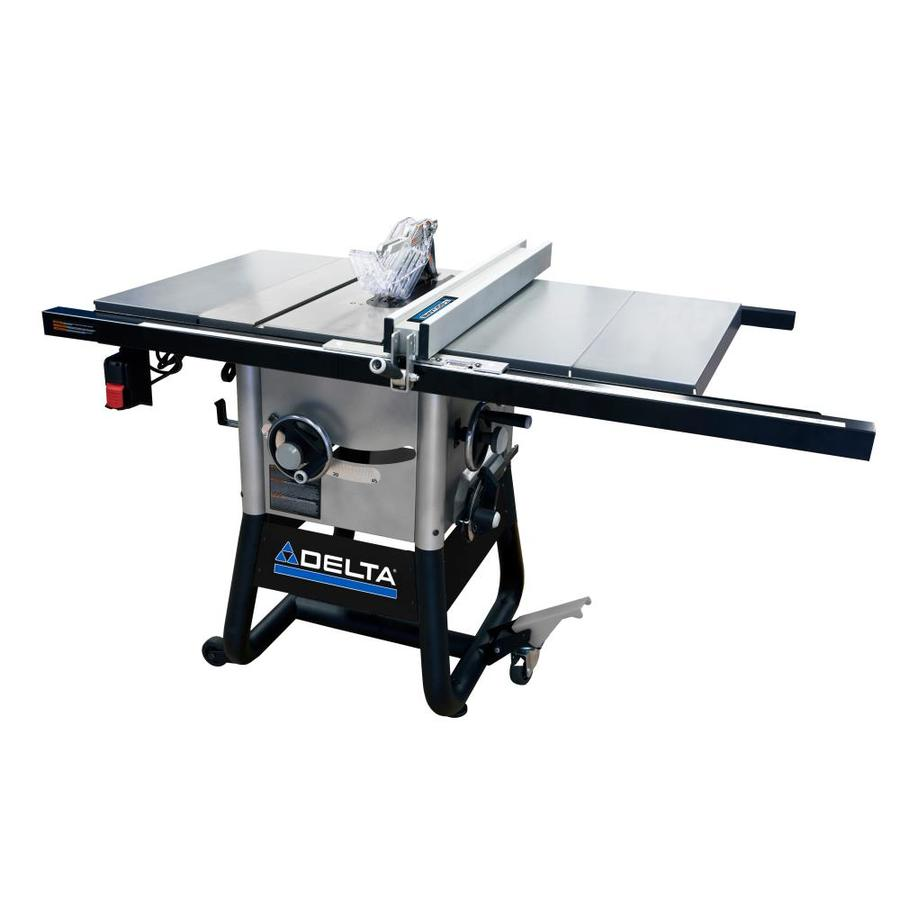 shop delta 5000 series 15 amp 10 in table saw at