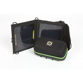 GOAL ZERO Rock-Out Mobile Kit 1.2-Volt Portable Solar Power Kit