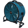 XPOWER 21.9-in 10-Speed Air Mover Fan