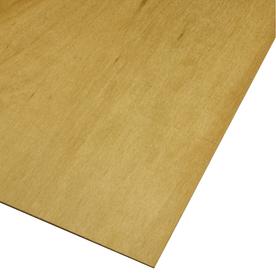 Lauan Plywood (Actual: 0.2187-in)