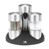 KALORIK Stainless Steel Salt and Pepper Mill