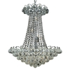 Luminous Lighting 13-Light Chrome Chandelier